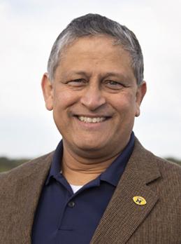 Ravi Pendse, PhD, U-M VPIT and CIO
