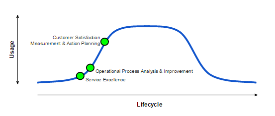 Customer Service Delivery MESA diagram